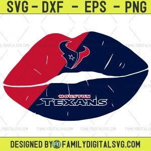 #Houston Texans Lips Svg, Lips NFL Svg, Sport NFL Svg, Lips Nfl Shirt, Silhouette Svg, Cutting Files, Download Instant, BaseBall Svg, Football Svg, HockeyTeam