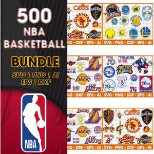 NBA Sport Svg, Bundle Sport Svg, Mega Bundle NBA Sport All 7 Teams 500 Files, Baseball Svg, Football Svg, Christmas Svg, Cut Files