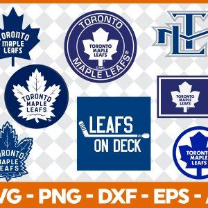 #Toroto MapleLeafs Svg, Sport Svg, Hockey Team Svg, FootBall Svg, BaseBall Svg, NHL Sport Svg, Silhouette Svg, Cricut, Cutting Files, Download Instant