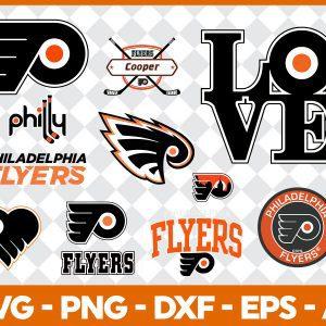 #Philadelphia Flyers Svg, Sport Svg, Hockey Team Svg, FootBall Svg, BaseBall Svg, NHL Sport Svg, Silhouette Svg, Cricut, Cutting Files, Download Instant