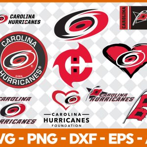 #Carolina Hurricanes Svg, Sport Svg, Hockey Team Svg, FootBall Svg, BaseBall Svg, NHL Sport Svg, Silhouette Svg, Cricut, Cutting Files, Download Instant