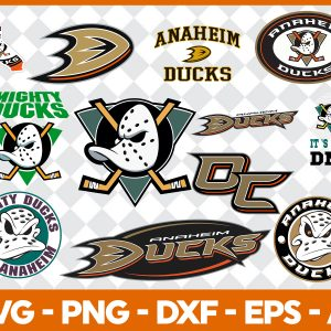 #Anaheim Ducks Svg, Sport Svg, Hockey Team Svg, FootBall Svg, BaseBall Svg, NHL Sport Svg, Silhouette Svg, Cricut, Cutting Files, Download Instant