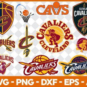 #Cleveland Cavaliers Svg, Sport Svg, Hockey Team Svg, FootBall Svg, BaseBall Svg, NBA Sport Svg, Silhouette Svg, Cricut, Cutting Files, Download Instant