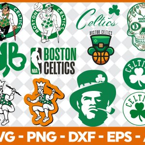 #Boston Celtics Svg, Sport Svg, Hockey Team Svg, FootBall Svg, BaseBall Svg, NBA Sport Svg, Silhouette Svg, Cricut, Cutting Files, Download Instant