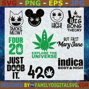 #Weed Bundle Svg, Weed Svg, Cannabis Svg, Cannabis 420 Svg, eed 420 svg