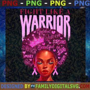 #Black Queen Survivor png, Stronger Than Cancer png, Breast Cancer Awareness, Black Women Strong, Black Girl Magic, Black Pride
