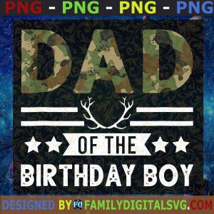 #Camo Bucking Svg, Dad Of Birthday Boy Svg, American Veteran Svg, Soldier Svg