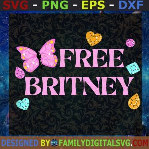 #Free britney, Free Britney Documentary, Free Britney Movement, Leave Britney Alone, film, Cut Files For Cricut, Instant Download, Vector, Download Print Files