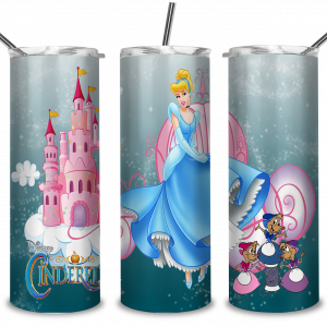 #Pink Castle, Cinderella and Pink Pumpkin Car, Disney Movie, Walt Disney, Printing on Cups, Mugs, Idea for Perfect Gift, Childhood Memory | Digital Files, Cut Files For Cricut, Instant Download, Vector, Download Print Files
