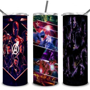 #Marvel, Avenger Team SVG, Printing on Cups, Mugs | Digital Files, Cut Files For Cricut, Instant Download, Vector, Download Print Files