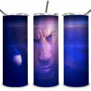 #Fast and Furious, Vin Diesel Face, Action Movie, Car Racing, Cool, Printing on Cups, Mugs, Idea for Perfect Gift | Digital Files, Cut Files For Cricut, Instant Download, Vector, Download Print Files