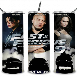 #Fast and Furious 9 Poster, Action Movie, Car Racing, Cool, Printing on Cups, Mugs, Idea for Perfect Gift   Digital Files, Cut Files For Cricut, Instant Download, Vector, Download Print Files