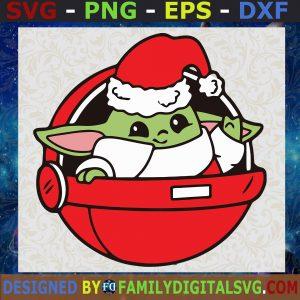 #Baby Yoda SVG Printable, Mandalorian Baby SVG, Star Wars SVG, Disney svg, Tshirt Yoda Design,Baby Yoda Christmas Digital Print 2021